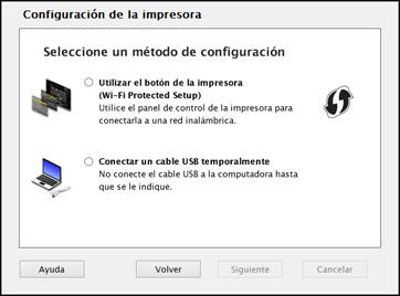 Cómo Configurar Su Producto Utilizando Una Conexión Usb Temporal