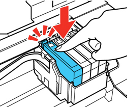 How To Install Ink Cartridge In Epson Printer