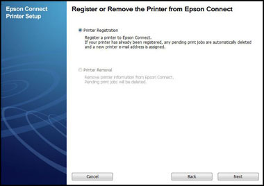 Epson Connect Printer Setup for Mac OS X | Epson US