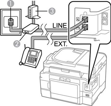 use a fax machine store
