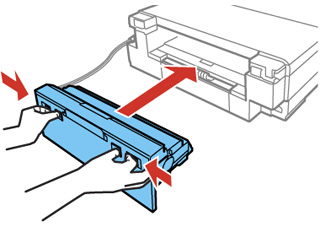 how to clear a paper jam epson xp-530