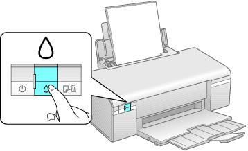 Clean the Print Head Nozzles