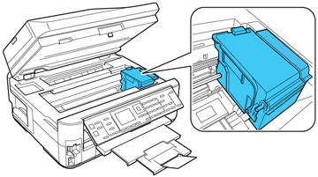 how to clean epson wf 3640 print head
