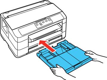 Paper source printing help