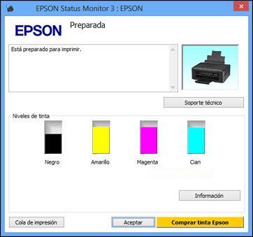 Epson Xp 211 Epson Xp Impresoras Multifuncionales