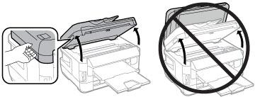 epson labor 3620 installer l'encre dans l'imprimante