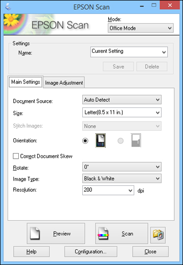 windows 10 scan to pdf multiple pages