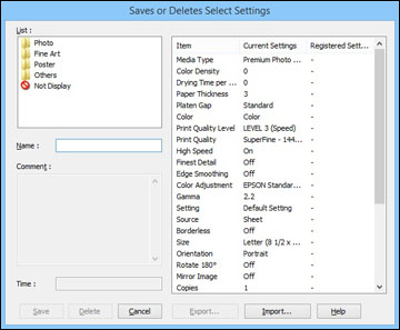save settings win scp600 Canon Mg2100 Series Driver