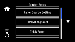 Printing on Thick Paper