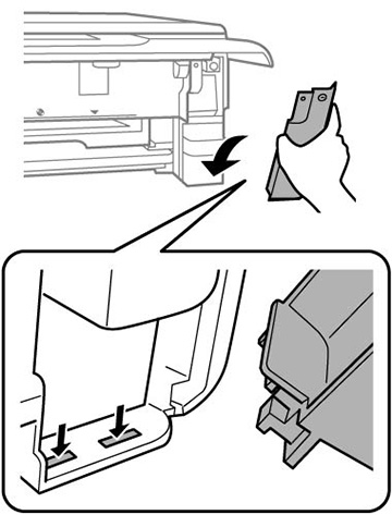 Replacing The Maintenance Box