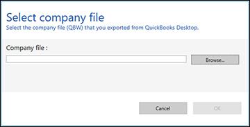Exporting Receipts to QuickBooks Desktop