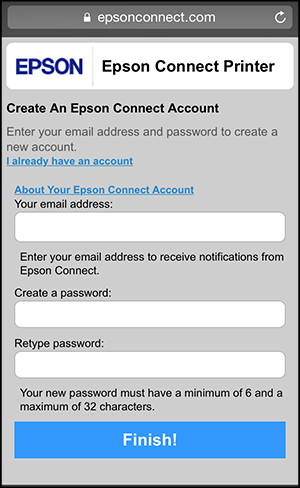 Epson Email Print | Mobile and Cloud Solutions | Printers | Support