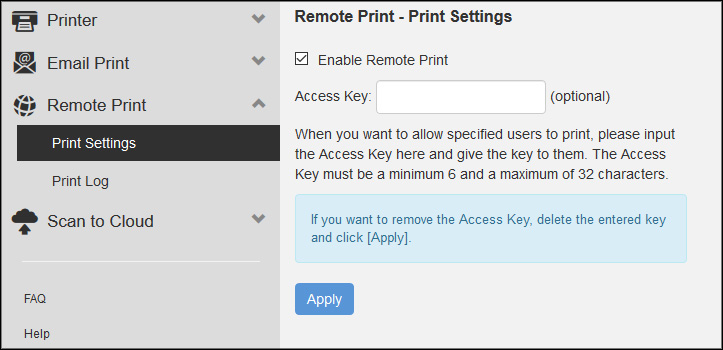 Epson Remote Print | Mobile and Cloud Solutions | Other
