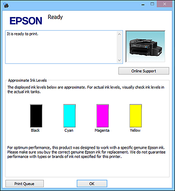 Epson Et 4550 Et Series All In Ones Printers