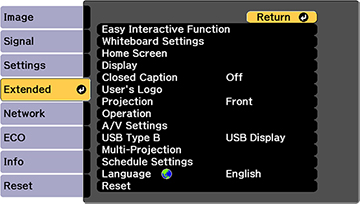 Epson BrightLink 697Ui | BrightLink Series | Projectors