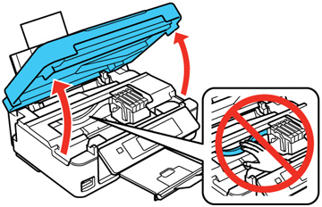 how to connect epson xp 440