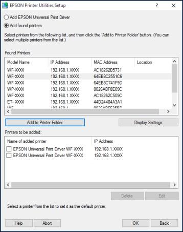Epson Universal Printer Driver Free Download