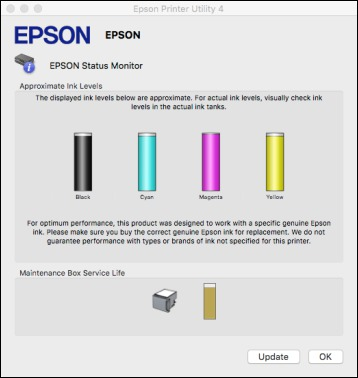 Epson ET-3750 | ET Series | All-In-Ones | Printers | Support