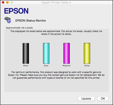 Epson ET-4550 | ET Series | All-In-Ones | Printers | Support