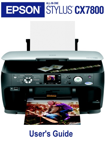 epson rh files support epson com Epson Stylus RX500 Manual Epson Stylus RX500 Manual