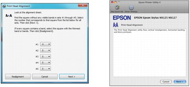 how to clean epson rx590 printer heads windows 8