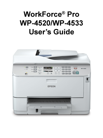 Inspirational Epson Wp 4530 Problems