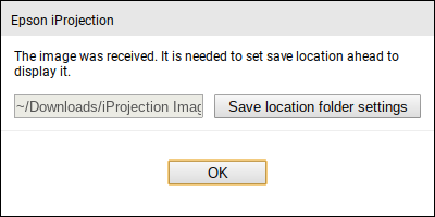 Epson iProjection App for Chromebook | Epson US